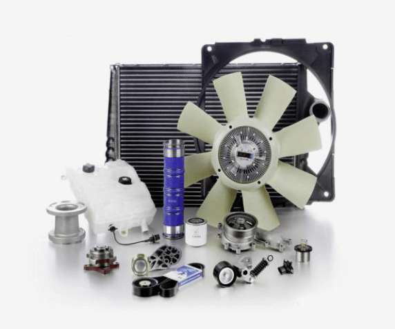 COOLING & A/C SYSTEM